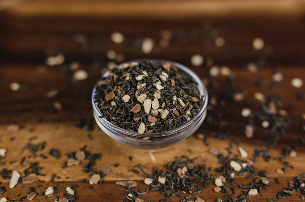 organic loose leaf chai tea