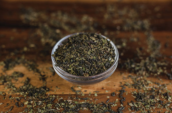 mint jasmine loose leaf tea