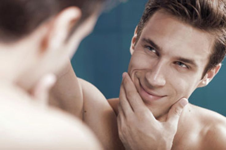 Evening Face Routine For Men