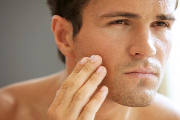 Dry Skin Causes for Men