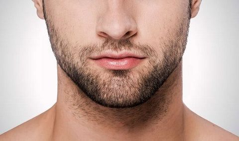 can you fix patchy facial hair