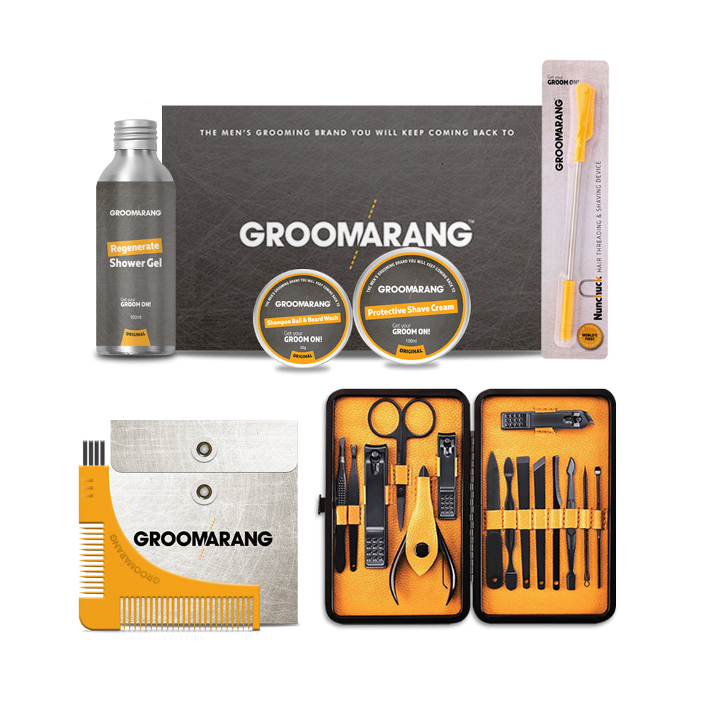 Groomarang 20pc Ultimate Gift Set by  Groomarang