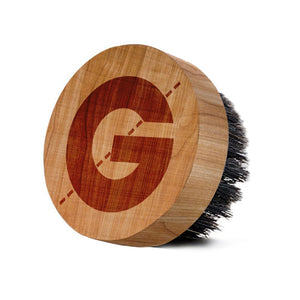 Groomarang 'O' Boar Bristle Beard Brush