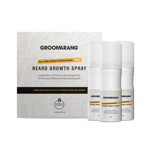 Groomarang Beard Growth Spray