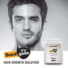 Load image into Gallery viewer, Groomarang 'Beard Game' Beard Growth Tablets