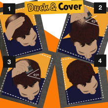 Load image into Gallery viewer, Groomarang Duck & Cover Professional Keratin Hair Building Fibres 28g