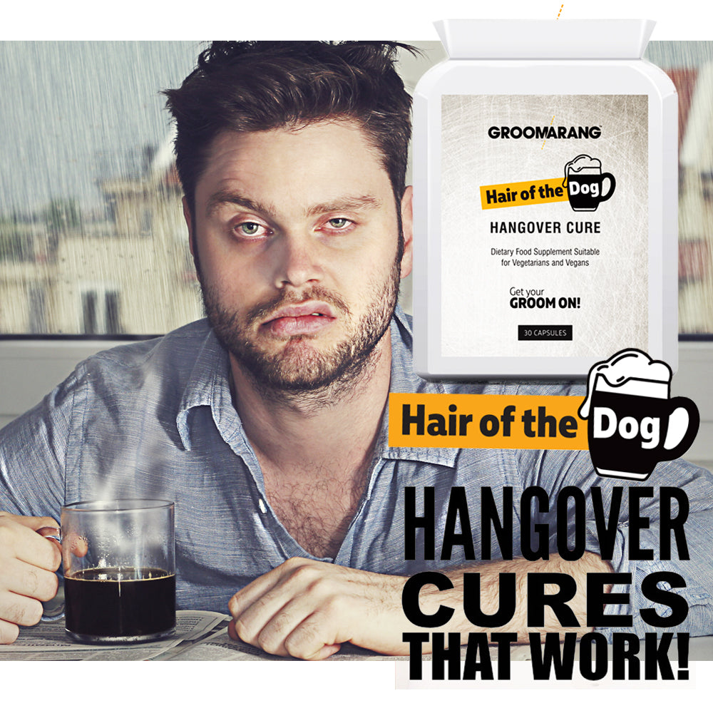 Groomarang 'Hair of the Dog' Hangover Cure tablets, Vitamins & Supplements - Image 3