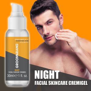 Groomarang NIGHT Facial Skincare Cremigel