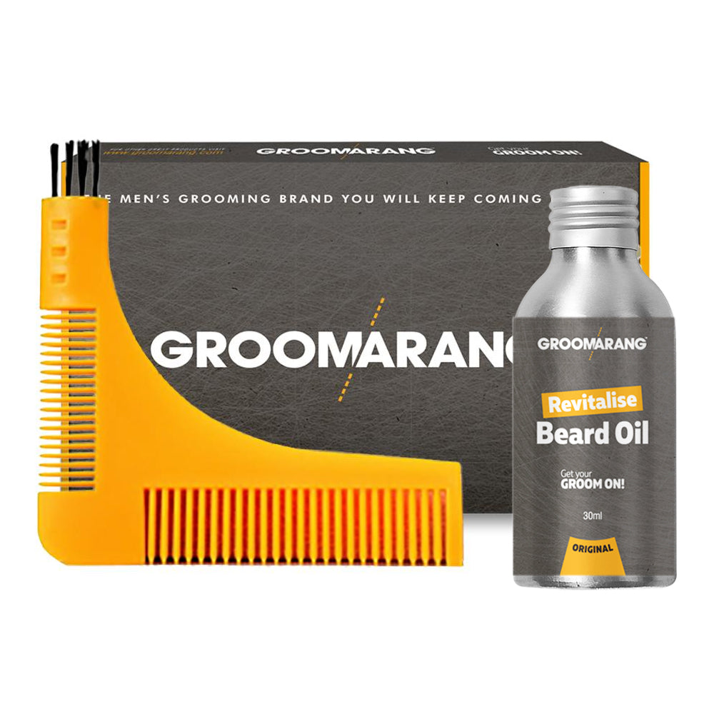 Groomarang Basic Collection, Hair Styling Products - Image 1