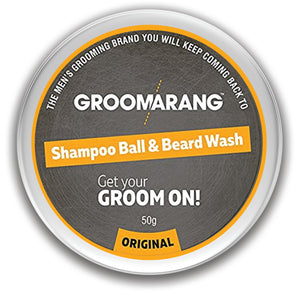 Groomarang Shampoo Ball & Beard Wash