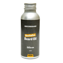 Load image into Gallery viewer, Groomarang Beard Oil