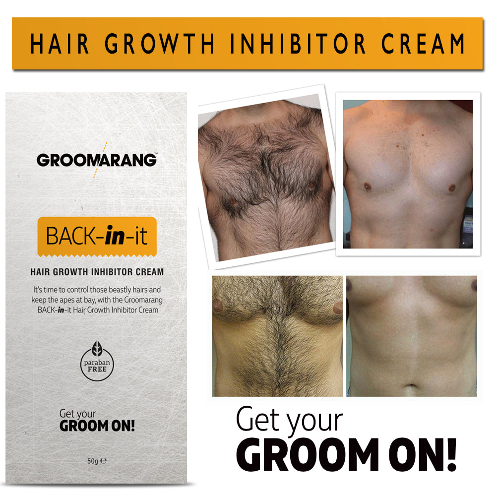 Hair Growth Inhibitor Cream Permanent Body and Face Hair Removal, Depilatories - Image 5