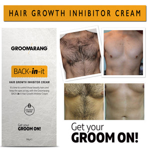 Hair Growth Inhibitor Cream Permanent Body and Face Hair Removal