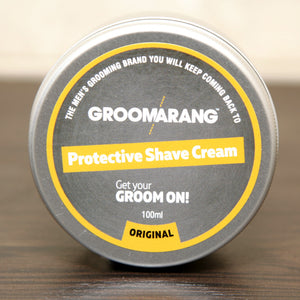 Groomarang Protective Shave Cream