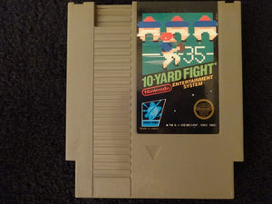10-Yard Fight Nintendo Entertainment System