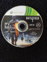 Battlefield 3 Single Player Campaine Disc only