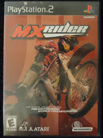 MX Rider Sony PlayStation 2