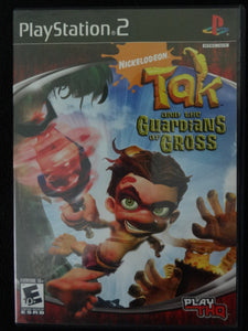 Tak and the Guardians of Gross Sony PlayStation 2