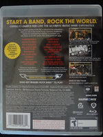 AC/DC Live Rock Band Track Pack Sony PlayStation 3