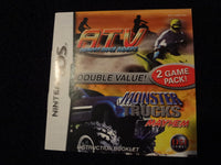 ATV Thunder Ridge Riders Monster Trucks Mayhem Instruction Booklet