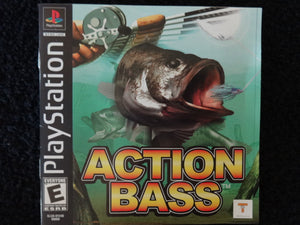 Action Bass Sony PlayStation
