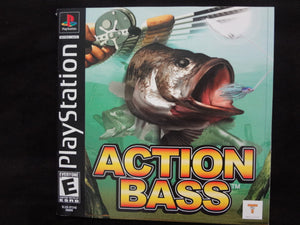 Action Bass PlayStation 1