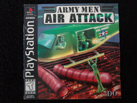 Army Men Air Attack Sony PlayStation