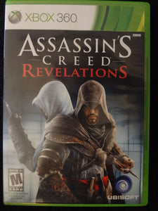 Assassin's Creed Revelations Microsoft Xbox 360