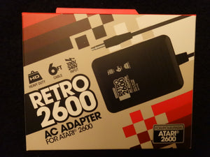 Atari 2600 AC Adapter by Retro-Bit