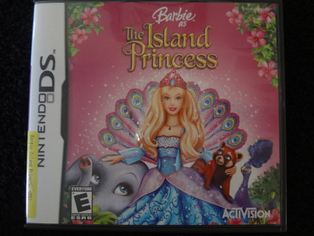 Barbie As The Island Princess Nintendo DS