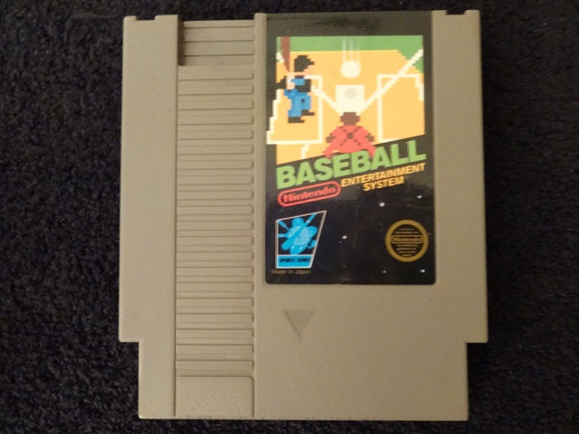 Baseball Nintendo Entertainment System