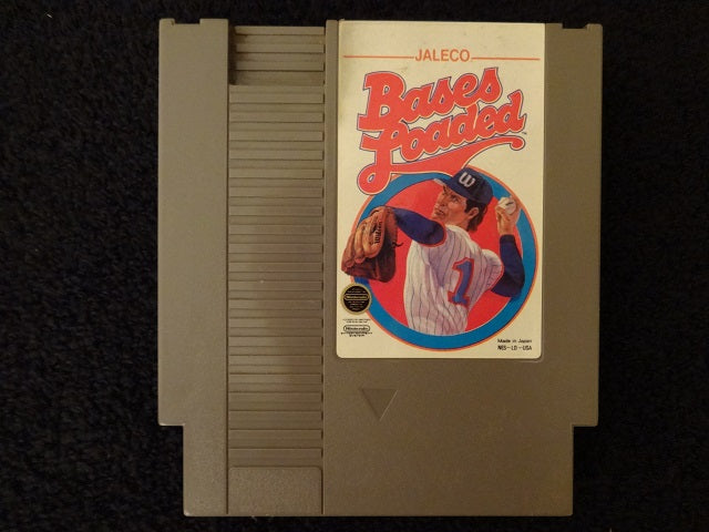 Bases Loaded Nintendo Entertainment System