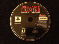 Big Game Hunter Ultimate Challenge Disc Only