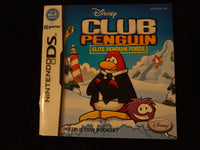 Club Penguin Elite Penguin Force Instruction Booklet