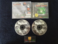 Command and Conquer Red Alert Sony PlayStation