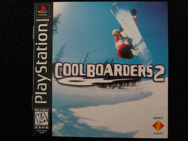 Cool Boarders 2 Sony PlayStation