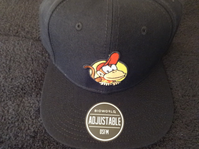 Diddy Kong Core Snap Back Hat