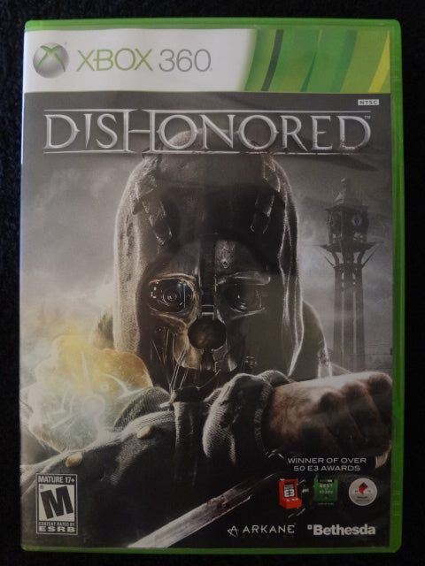 Dishonored Microsoft Xbox 360