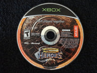 Dungeons and Dragons Heroes Microsoft Xbox