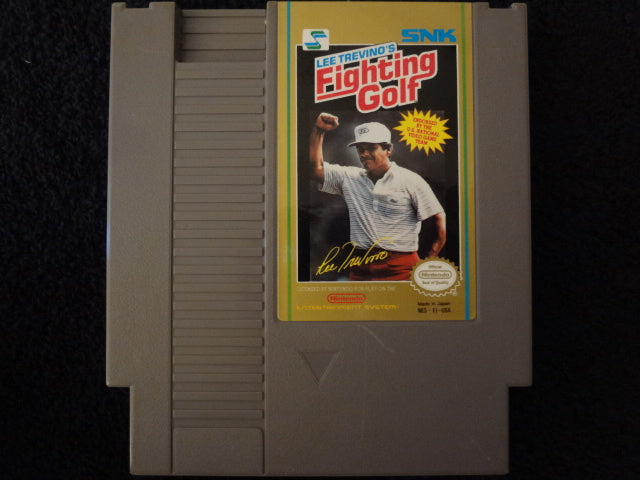 Fighting Golf Nintendo Entertainment System