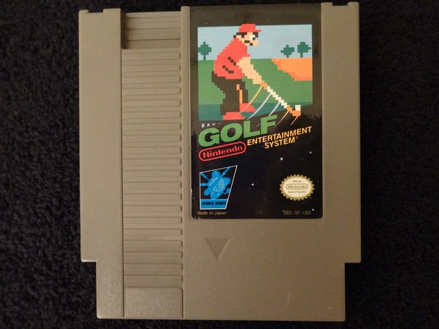 Golf Nintendo Entertainment System