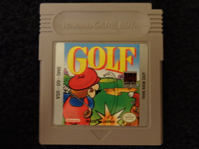 Golf Nintendo GameBoy