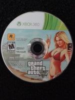 Grand Theft Auto V Microsoft Xbox 360