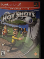 Hot Shots Golf 3 Sony PlayStation 2
