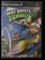 Hot Shots Tennis Sony PlayStation 2