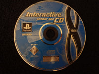 Interactive CD Sampler Disc Volume 8 Sony PlayStation