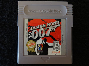 James Bond 007 Nintendo GameBoy