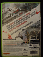 Kane & Lynch Dead Men Microsoft Xbox 360