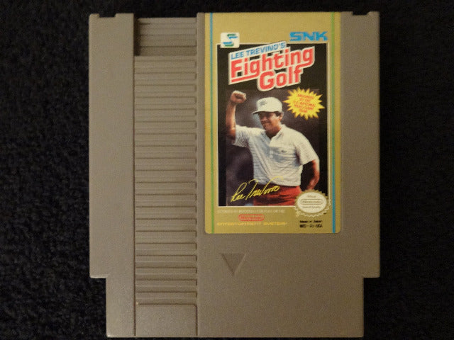 Lee Trevino's Fighting Golf Nintendo Entertainment System