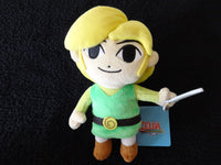 Legend Of Zelds Link 8 Inch Plush